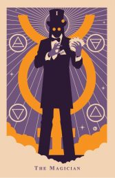 Tarot | The Art of R Black